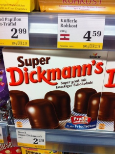 I'd love a SUPER....DICK...MAN - funny shape too