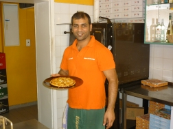 Azhar you legend (Solo Food Donor Kebabs)