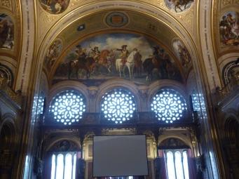 Inside Vienna Military Museum,