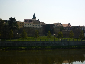 Castle in Prerov from 13th Centrury