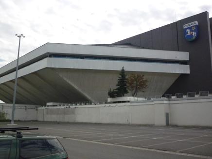 Main stadium in Ostrava