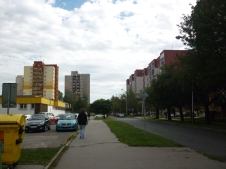Neighbourhood of Internaty & Druzstvo Ostrava CZ
