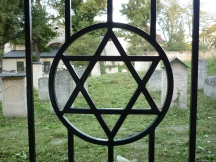 Part of the Jewish cemetary