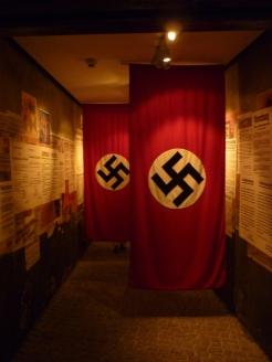Nazi takeover room