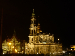 Main church of Dresden - So awesome