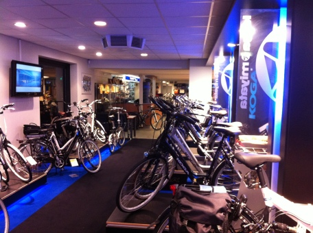 Bongers Bicycle Shop - Awesome workshop and professional help
