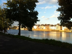 Along the route today - Belgium - Maastricht