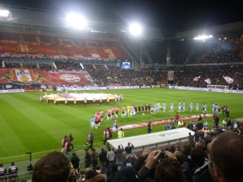 Eindhoven Stadium - PSV Vs Napoli