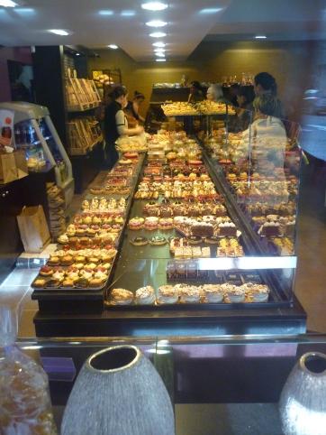 Patisserie in Nancy - and it was Fancy