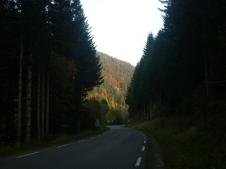 Around corner from my campsite - Xonrupt-Longemer