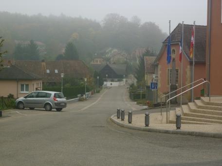 Near Mulhouse
