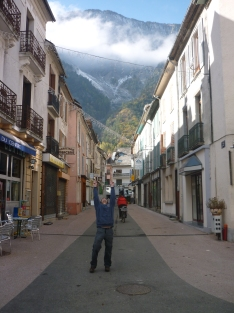 Made it to the historic town of Le Bourg-d'Oisans (Alp d'Huez)