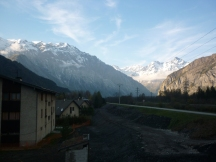 views from Alp d'Huez