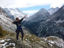 Awesomeness - Climbing in Sain Christophe-en-Oisans (Peyssa Summit) 2042mtrs