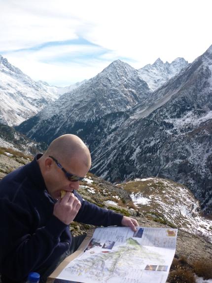 Close to summit - Sain Christophe-en-Oisans (Peyssa Summit) 2042mtrs