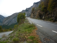 fast incline - riding Alpe d'Huez