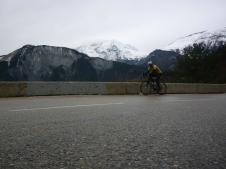 Scenery to die for - - riding Alpe d'Huez