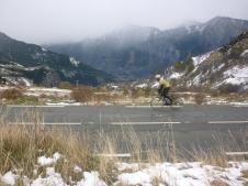 Riding Alpe d'Huez