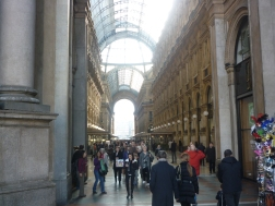 Centre of Milan