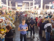 San Pedro Markets - Mixing it up with the locals
