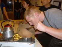 Making Chocolate at the Chocolate Museum (Choco Museo)