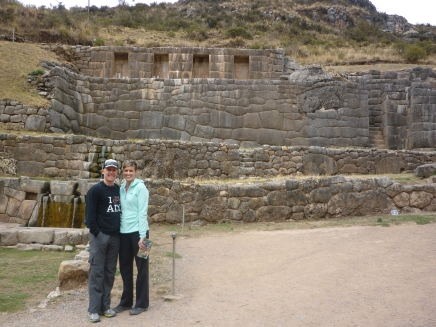 Tambomachay - Where the 9th King of the Inca's Pachacuteq bathed, hunted and relaxed - Sacred Valley