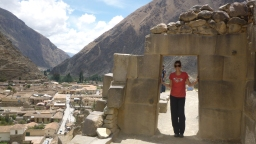 Ollantaytambo - Home of the chief of the army of Pachacutec - the ninth and most famous and influential of the Incas (and all of America to some people)