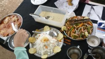 Good eating on Salkantay Trek