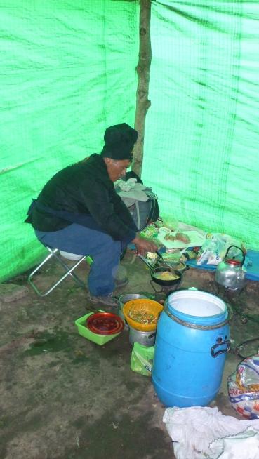 Amancio the 'amazing' chef