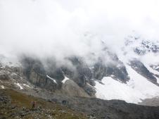 on Salkantay Mountain