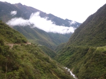 Views to die for on Salkantay Trek
