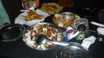 Fantastic meals on Salkantay Trek thanks to Amancio
