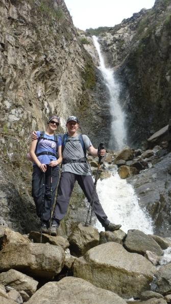 On Salkantay Trek