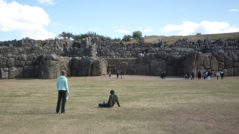 Sacsayhuaman - Head of the puma - they still have rituals here every 21 June and sacrifice a llama to mother earth - Sacred Valley