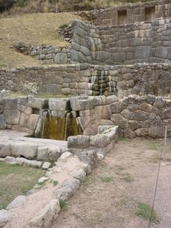 Tambomachay - Lodge cave for inca king Pachakuteq - Sacred Valley